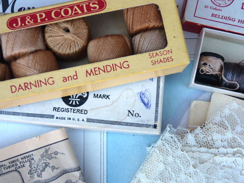 Vintage sewing goodness